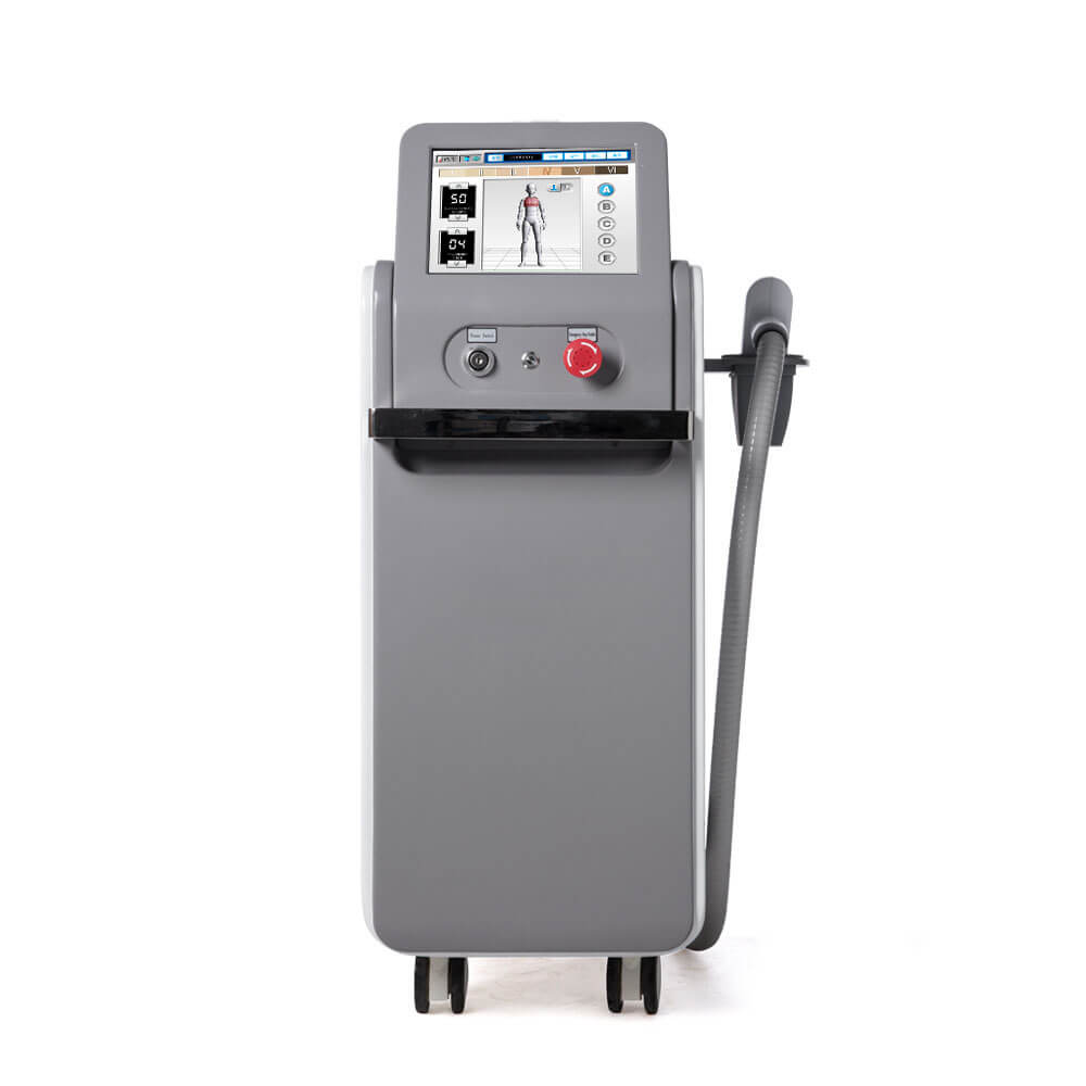 808nm Diode laser hair removal Beauty Machine-SKEILY