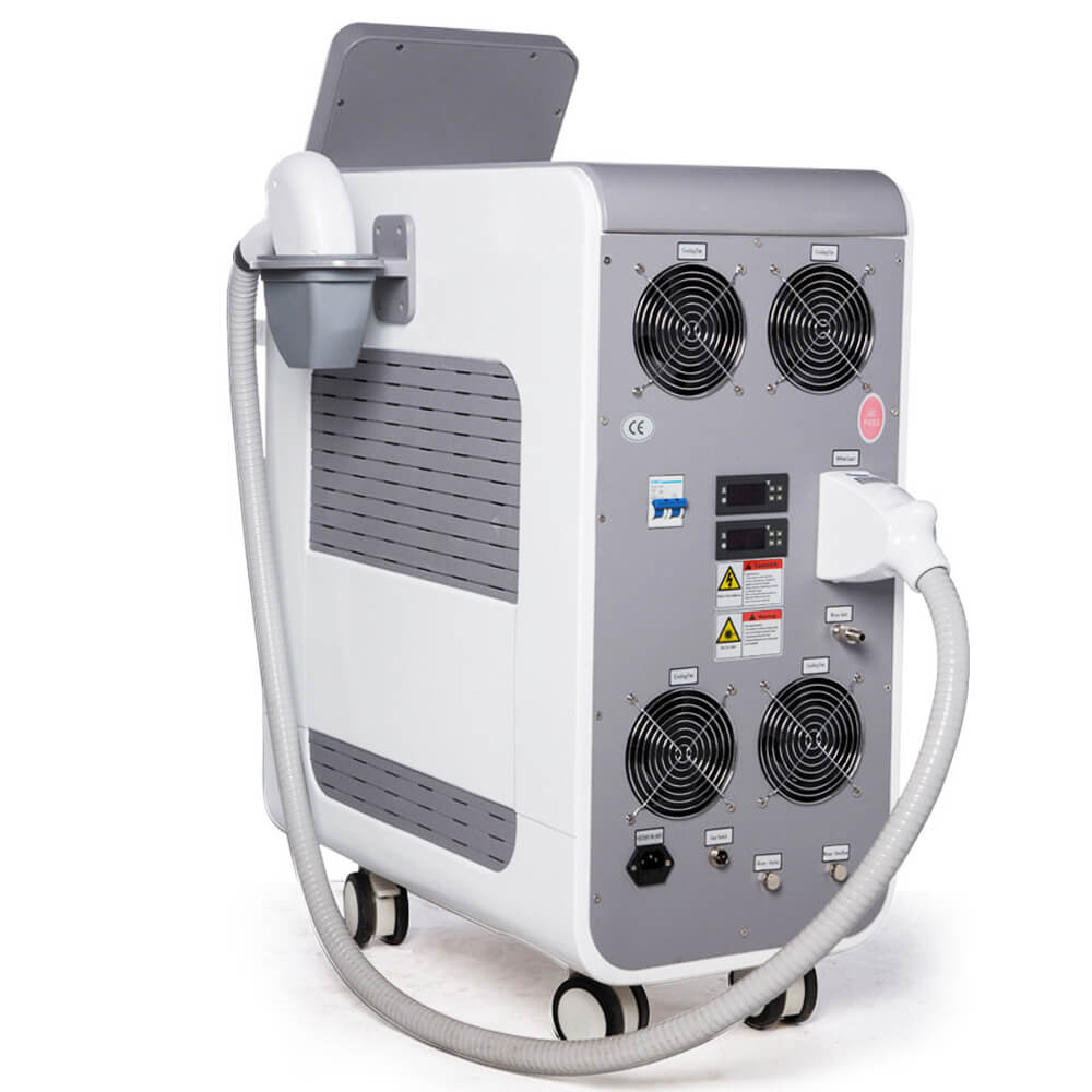 A1-3 808nm Diode laser hair removal Beauty Machine