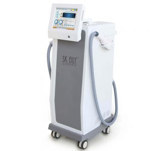 ND YAG Laser OPT-EJRH IPL RF Multifunction Hair Removal Machine