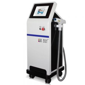Machine de suppression de tatouage au laser ND YAG AL JH800B