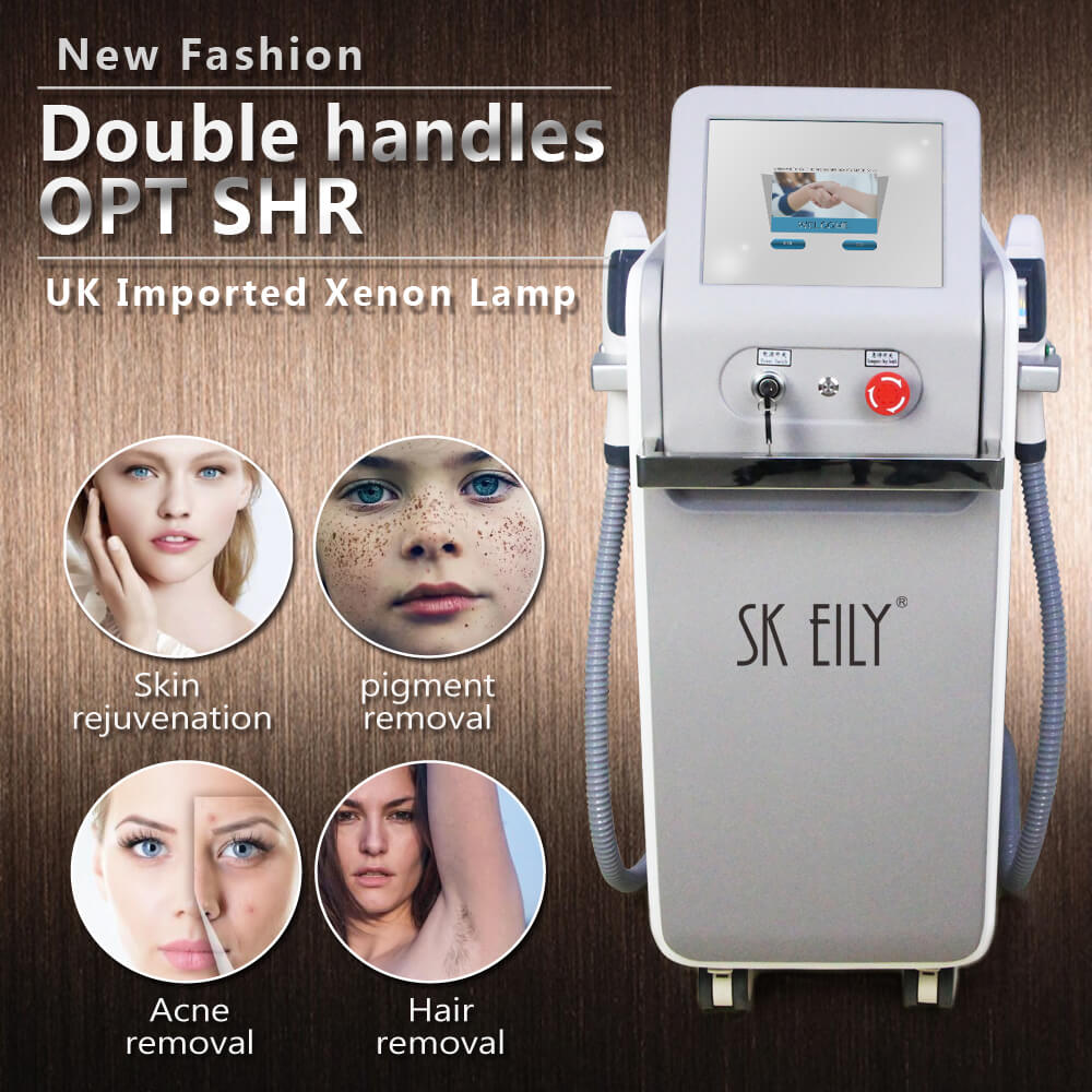 opt-shr-e-light-ipl-skin-rejuvenation-machine-a1-1 IPL SHR OPT Hair Removal beauty machine