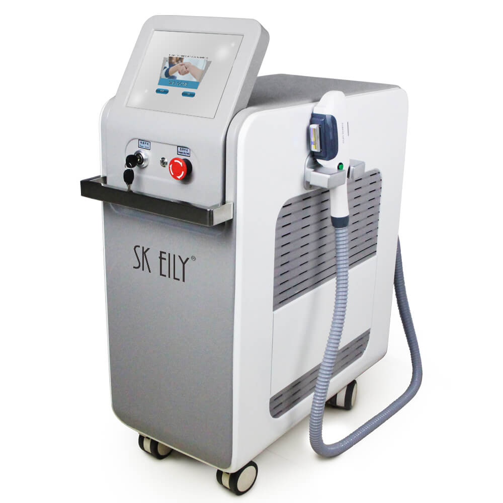 808nm-diode-laser-hair-removal-model Skin Whitening