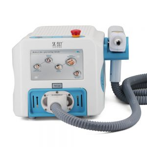 Portable Tattoo Removal ND YAG Laser Machine