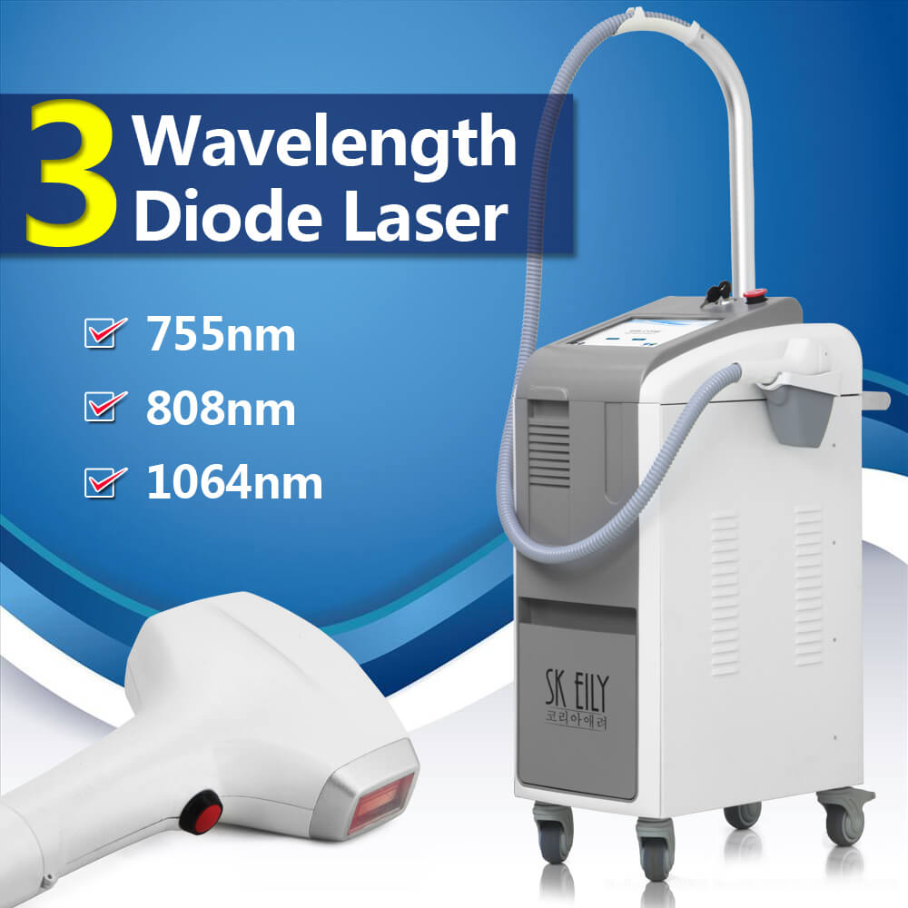 3-wavelength-755-808-1064-diode-laser-alexandrite-hair-removal-machine-1 3 wavelength 755nm+808nm+1064nm diode laser hair removal machine