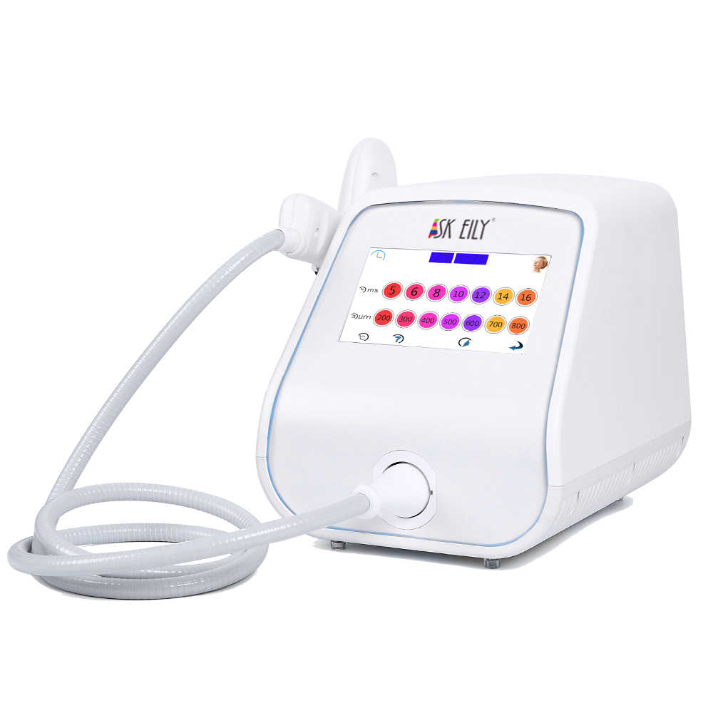SK-FN01-7 Tixel Titanium Thermal Micro Needle RF Wrinkle Skin Regeneration Beauty Equipment